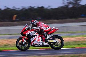 ARRC Australia: Lucky finis keempat, AM Fadly terjatuh