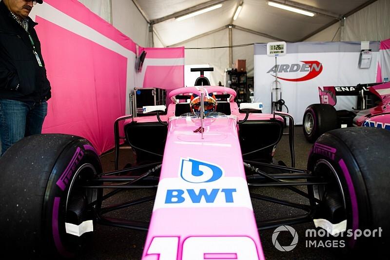 HWA w Formule 2