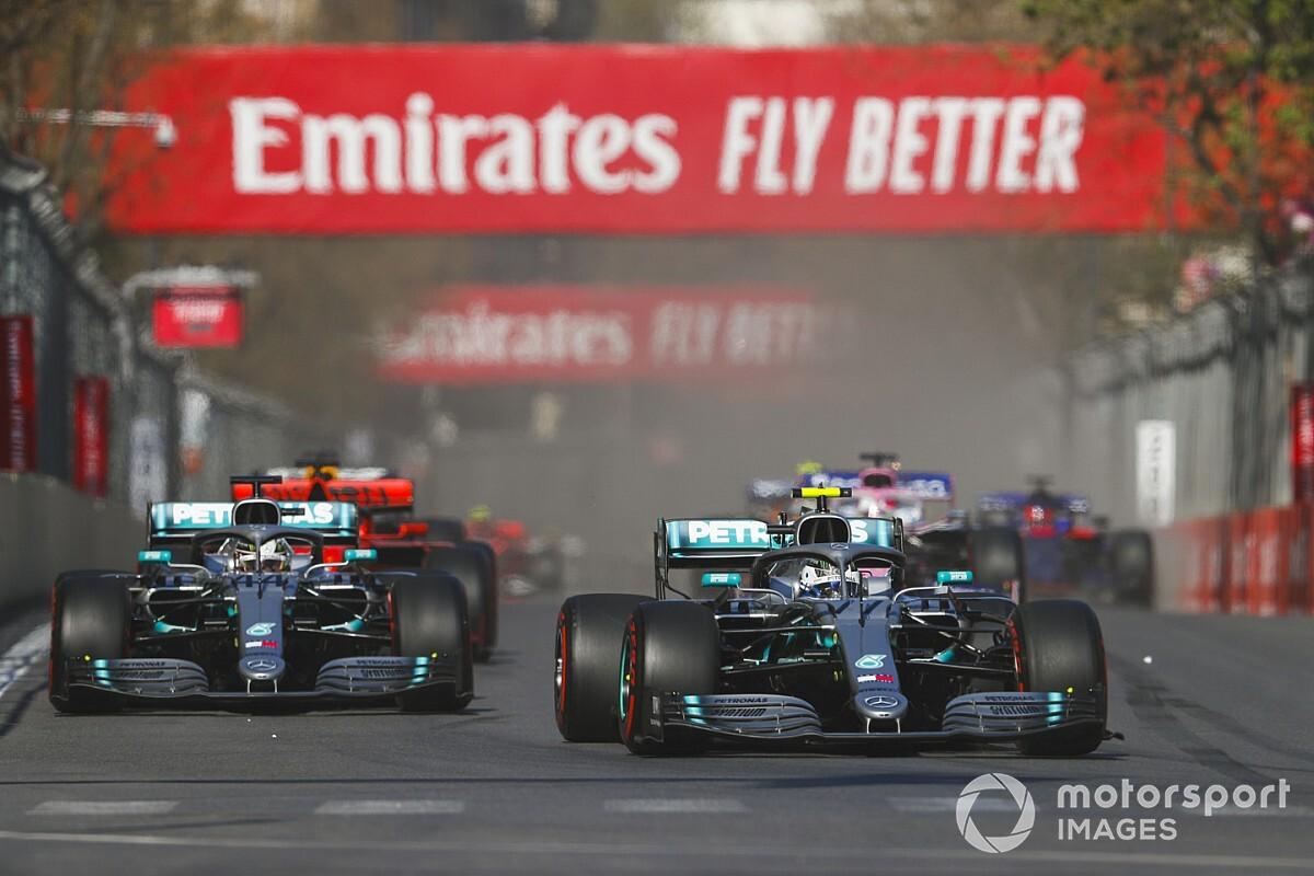 TABELA: Ponto extra na Austrália ajuda Bottas a reassumir liderança da F1