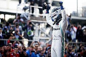 GP Azerbaijan: Bottas menang, Mercedes 1-2 lagi