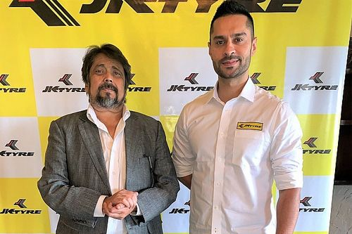 Gill to return to WRC2 this year with JK Tyre