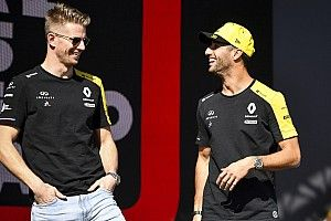 "Ricciardo hopes ""no-nonsense"" Hulkenberg finds 2020 seat"