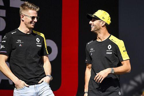 ريكاردو يأمل أن يجد هلكنبرغ مقعداً في موسم 2020 للفورمولا واحد