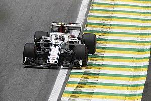 Leclerc wil twee plekken klimmen en Toro Rosso voor blijven