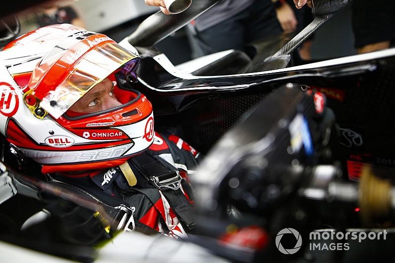 """Haas-teambaas: """"Magnussen is geen wilde coureur"""""""
