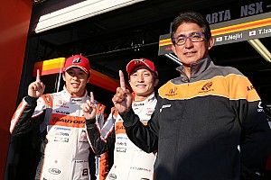Motegi Super GT: Honda dominates qualifying, Button second