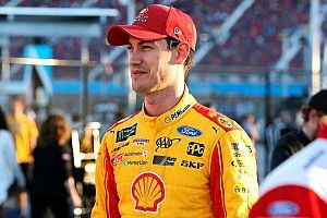 """Joey Logano on Cup title: """"I think we're the favorite to win now"""""""
