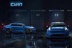 Lynk & Co 03 TCR: ecco la nuova sfida di Cyan Racing e Geely Group Motorsport