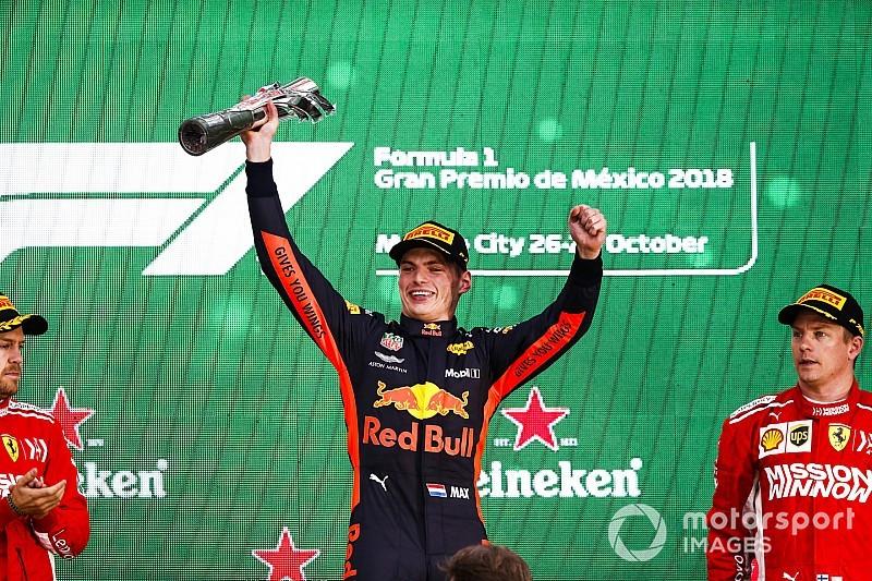 Brundle: Max dühösen még jobb versenyző, Hamilton még soha nem nyert futamot, miután bebiztosította a címét