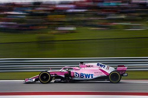 Force India akan ajukan nama baru pada Desember