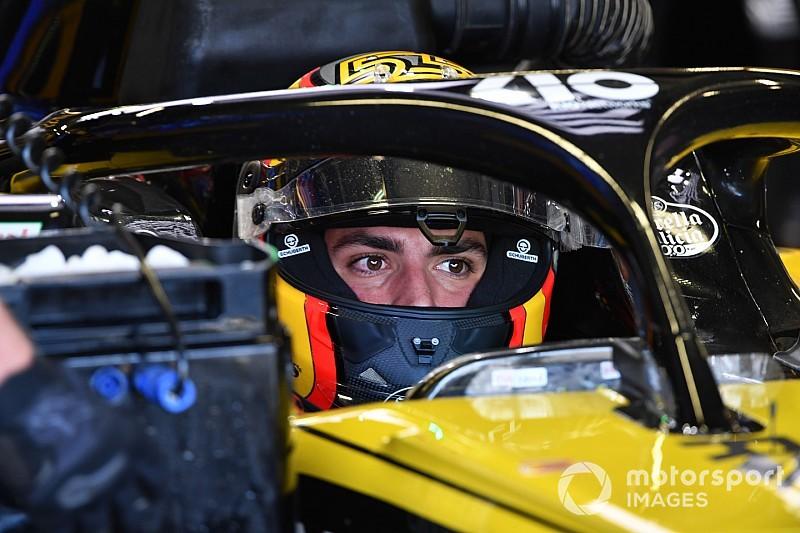 Sainz szerint csak a Ferrarival és a Mercedesszel lehet bajnokságot nyerni