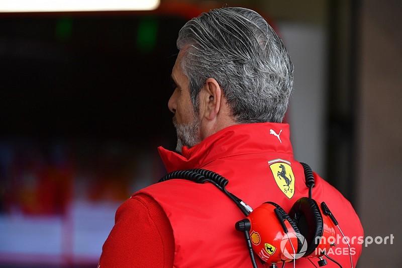 Briatorét nem lepi meg Arrivabene leváltása a Ferrarinál: valakinek mennie kellett