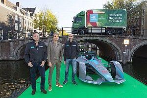 Colpo di scena, Heineken firma con la Formula E