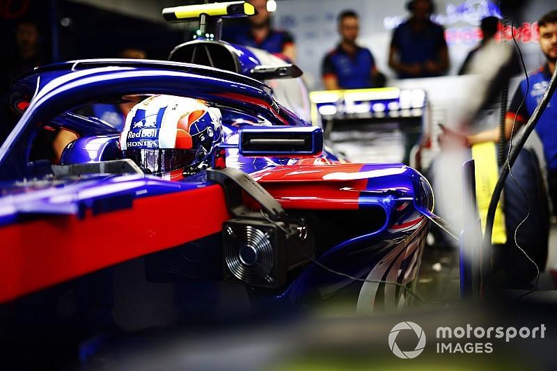 鈴鹿FP1速報:ハミルトン首位。トロロッソのガスリー11番手発進