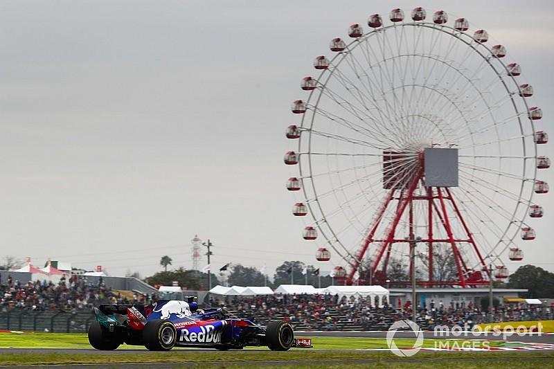 """Gasly positief: """"Honda loopt in ten opzichte van Mercedes en Ferrari"""""""