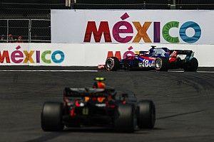 Video: Die Startaufstellung zum Mexiko-Grand-Prix 2018