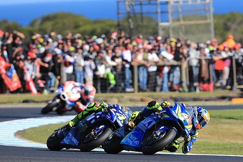 """Rins admits race was """"over"""" after Vinales hit"""
