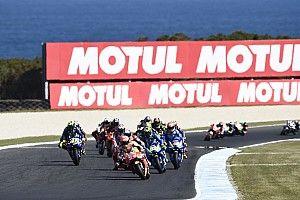 La carrera de MotoGP en Australia se adelantará una hora a partir de 2019