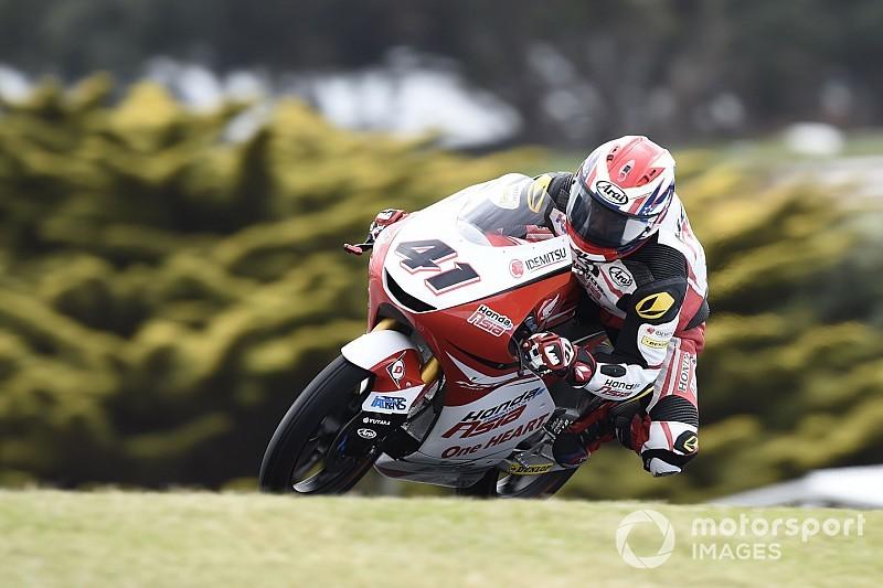 FP1 Moto3 Malaysia: Atiratphuvapat teratas, Norrodin lima besar