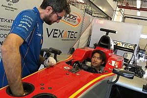 "FIA F2とスーパーフォーミュラ、セッティングへの""考え方""の違い"