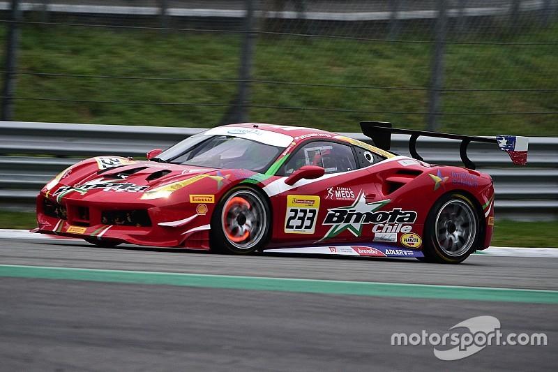Ferrari Challenge North America: Ludwig sbaglia al via e viene punito, Hites trionfa in Gara 2