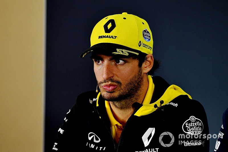 Sainz podría probar con McLaren en Abu Dhabi