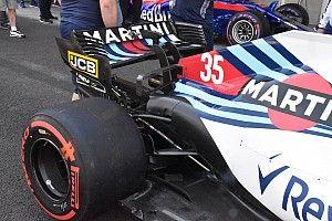 Tecnica GP Messico: guardando il lato B delle F1 si possono capire molte cose