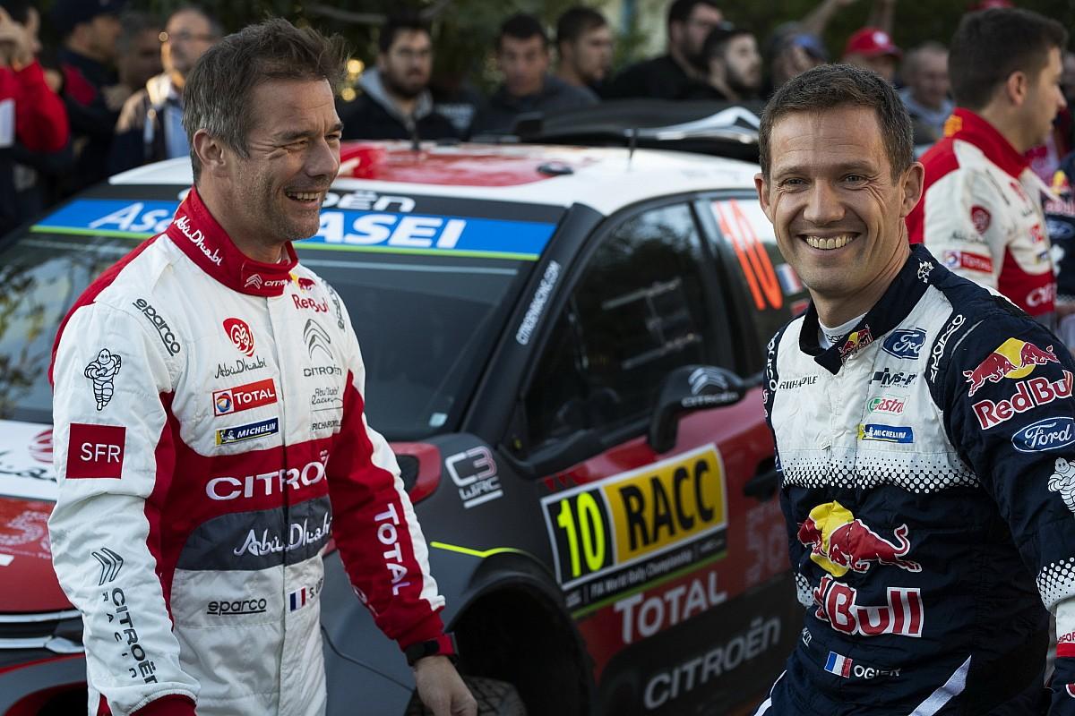 """Ogier ammette: """"Loeb con me in Citroen nel 2018? Non lo avrei voluto solo per qualche gara!"""""""