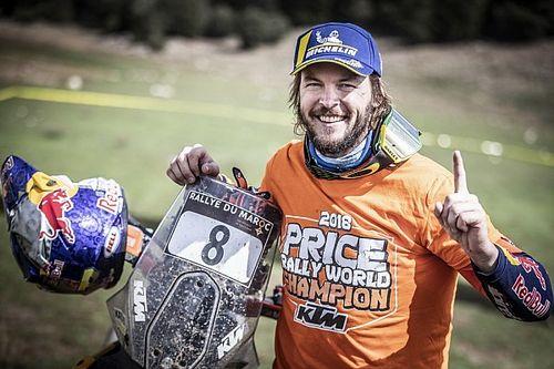 Toby Price se proclama campeón del mundo en Marruecos