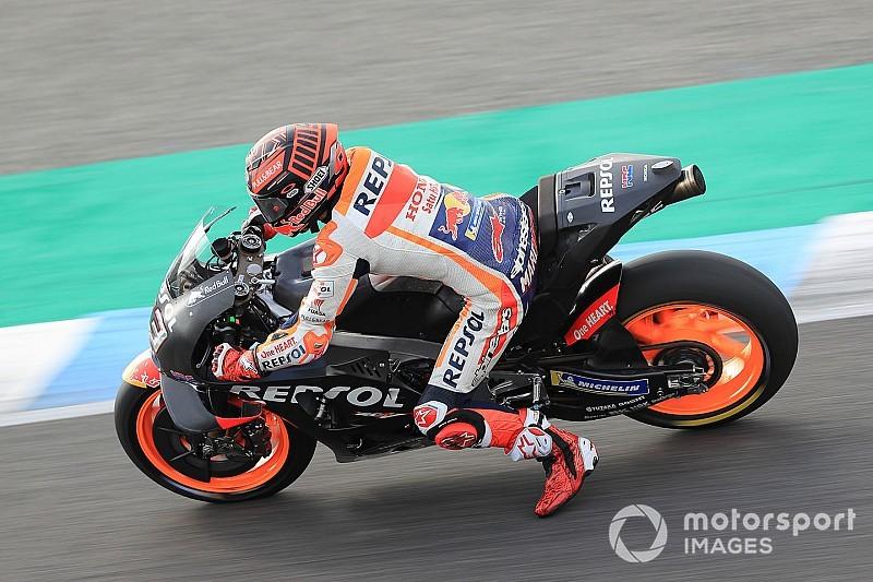 """Jerez: Marc Marquez """"sehr, sehr zufrieden"""" mit letztem MotoGP-Test 2018"""