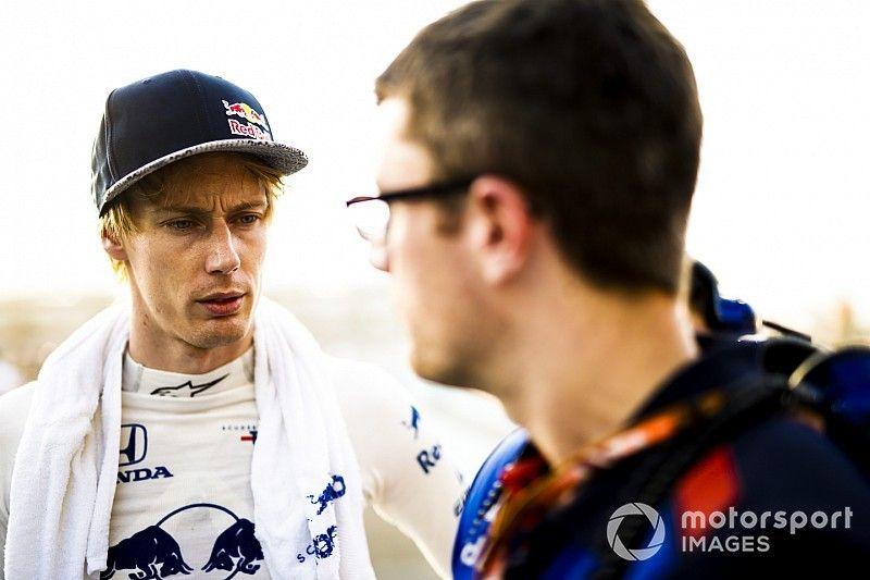 Hartley habla después de su salida de Toro Rosso