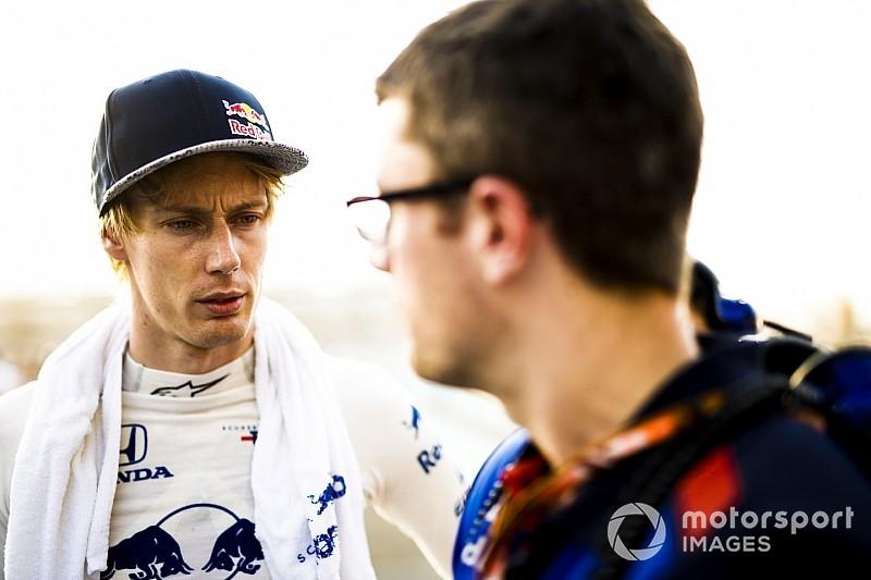 Hartley zabiera głos w sprawie zwolnienia z Toro Rosso