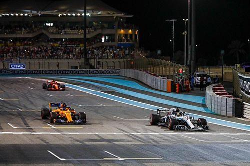 Los datos confirman la mitad de la teoría de Alonso sobre Hamilton