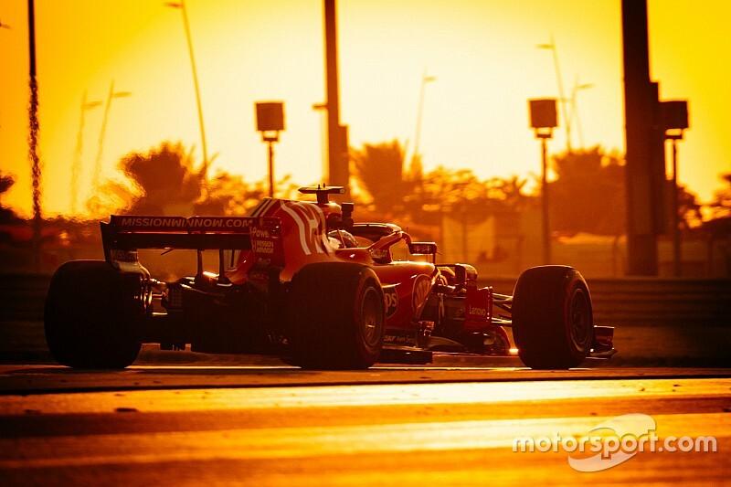 Post-season test Abu Dhabi: Veel meer dan een bandentest alleen