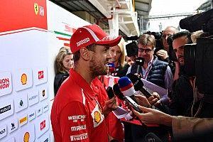 维特尔:法拉利不会放弃制造商年度冠军争夺