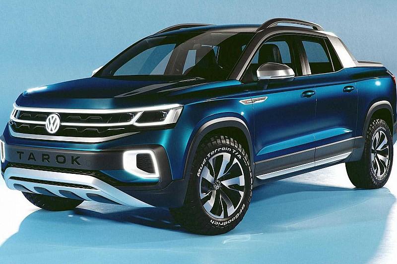 Volkswagen створив пікап-трансформер Tarok