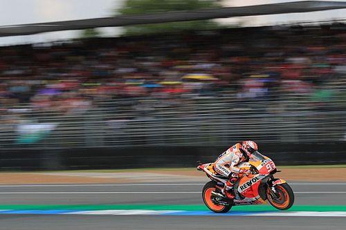 Volledige uitslag warm-up MotoGP Grand Prix van Thailand