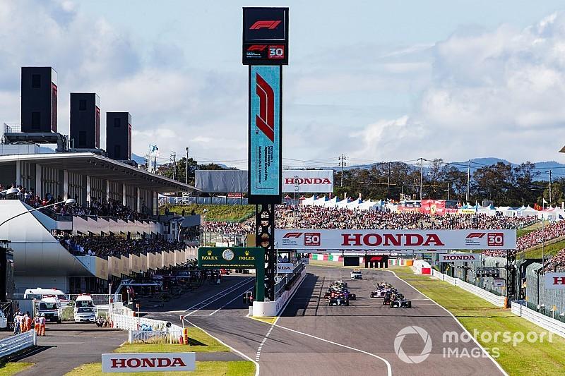 La F1 exclut d'essayer de nouveaux formats de GP si le titre est joué