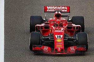 Leclerc, Gasly ve Sainz yeni takımlarıyla ilk kez piste çıktılar