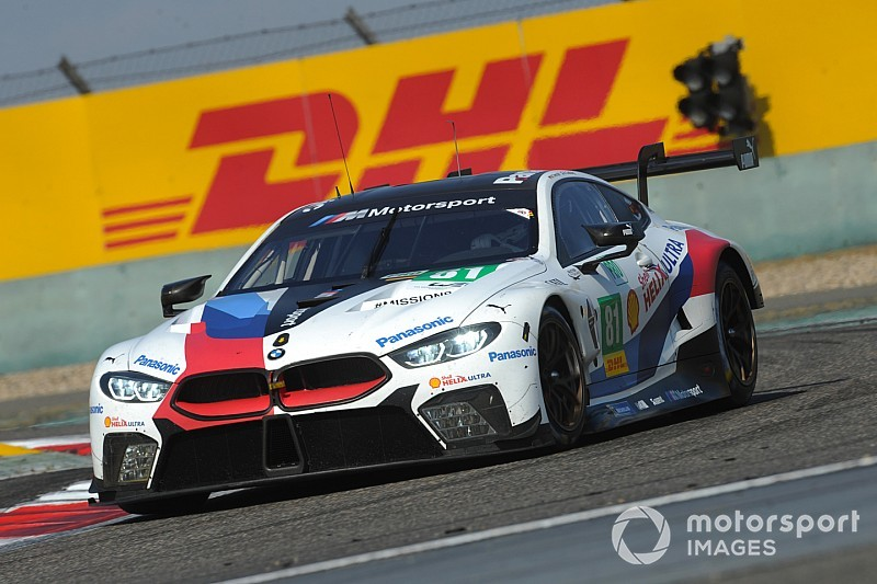 BMW rules out early WEC hypercar switch