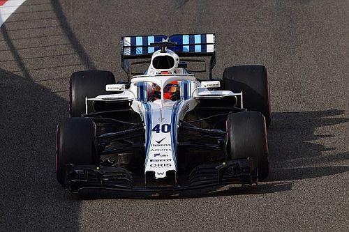 Kubica: Lastik testi Williams için çok önemli