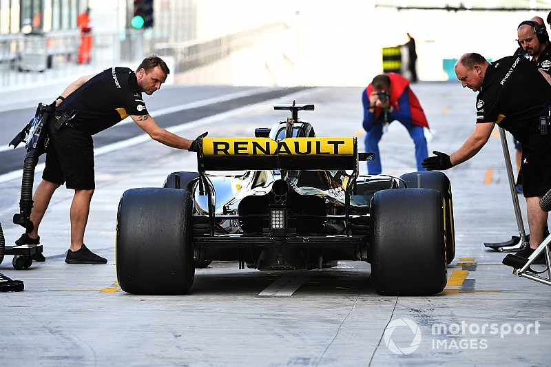 A Renault készen áll arra, hogy megérkezzen a Ferrarira és a Mercedesre