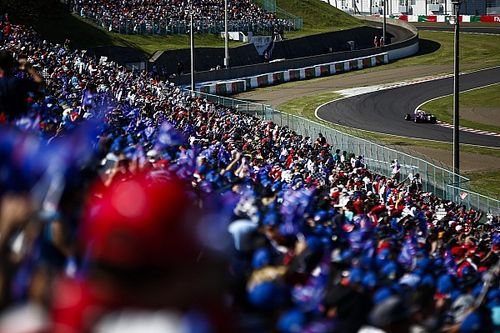 Formel 1 Suzuka 2018: Die schönsten Bilder am Sonntag