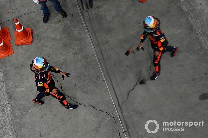 Ricciardo erősebb lesz a pechszériánál, csak nevet rajta a továbbiakban