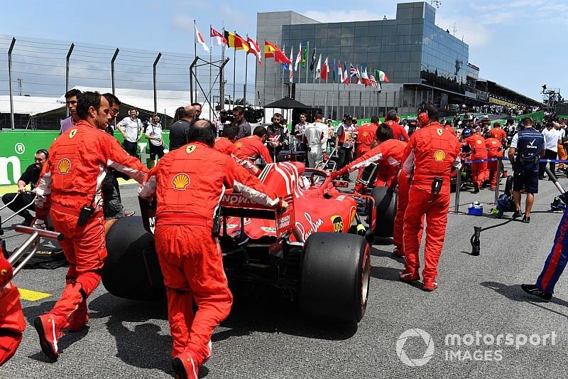 Ferrari, Vettel'in ekibini Leclerc'e verdi