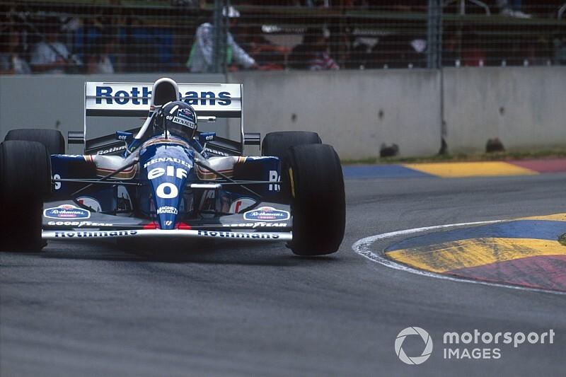 Hill Schumacher 1994-es vb-címet érő ütközéséről: Az időt nem lehet visszaforgatni