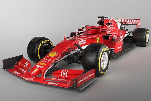 Ferrari trabalha em novos materiais para fabricação de motor 2019