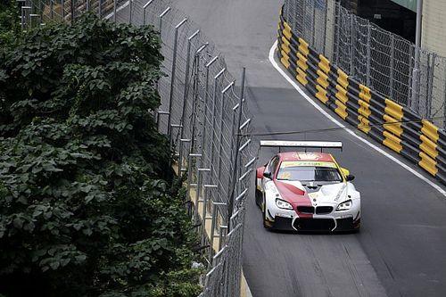 Macau GT: Farfus klopt Marciello in kwalificatierace, Frijns zesde