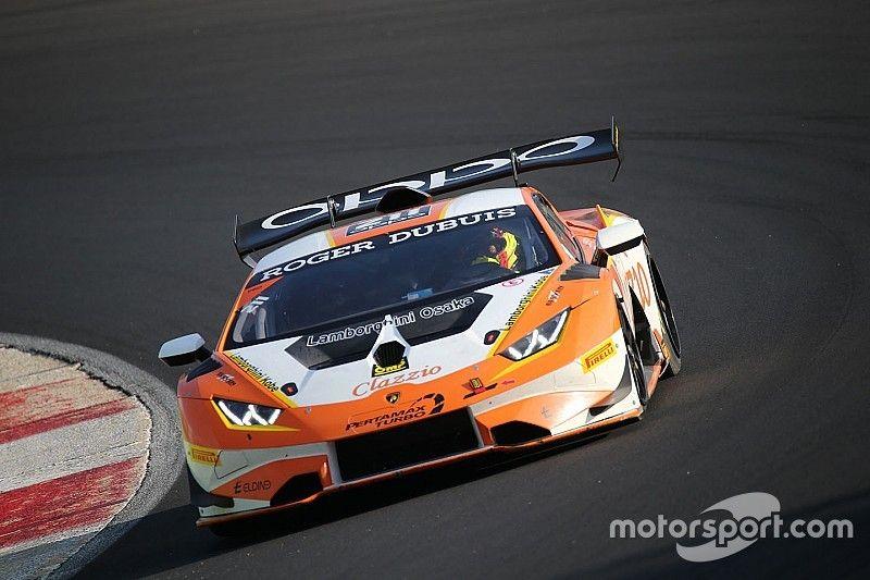 Lamborghini World Final: Cozzolino/Yazid win opening race