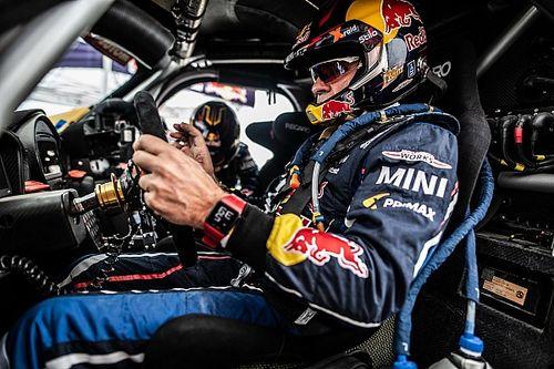 Autos, étape 3 - Sainz perd plusieurs heures